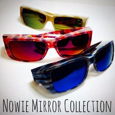 The Nowie Mirror Collection made the Fall & Winter 2014 Eyecessorize Trend lists!