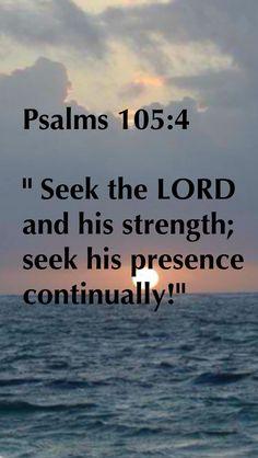 Praying unceasingly