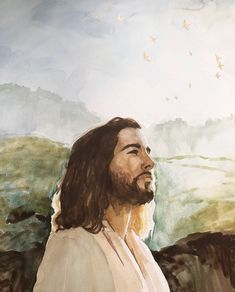 What Would Jesus Do, Pictures Of Jesus Christ, Jesus Wallpaper, Lds Art, Christian Wallpaper, Cute Cartoon Wallpapers, Jesus Saves, God Is Amazing, Illustration Art