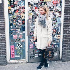 Amsterdam got me like 💥 Amsterdam, Raincoat, Europe, Jackets, Instagram, Fashion, Rain Jacket, Down Jackets, Moda