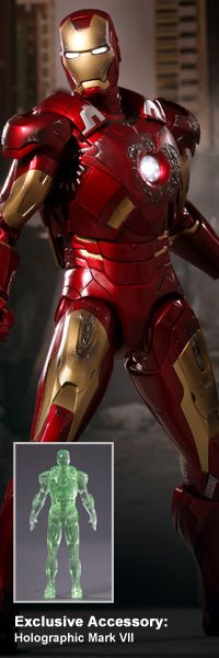 Iron Man Mark VII Sixth Scale Figure EXCLUSIVE - The Avengers