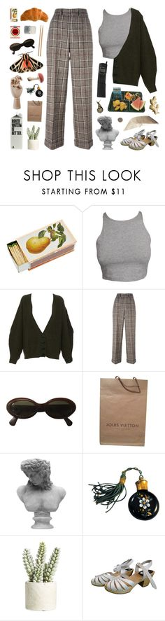 """""""5K SET CHALLENGE WINNERS"""" by golden-rod ❤ liked on Polyvore featuring Shandell's, STELLA McCARTNEY, Junya Watanabe Comme des Garçons, Moschino, Louis Vuitton, Ugo Cacciatori, Visionnaire, Allstate Floral, Swedish Hasbeens and HAY"""