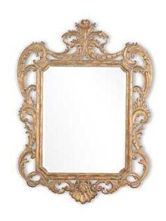 "46"" Ambella Home Palatial Mirror - 03507-140-046 #BlondyBathHome #BathroomRemodel #Mirror #BathroomMirror"