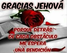 Jehova nos bendice!!!!