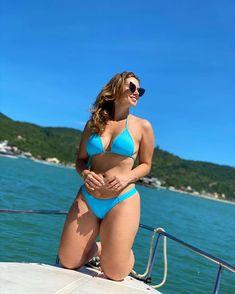 Bikini Babes, Hot Bikini, Bikini Swimwear, Bikini Girls, Beach Poses, Curvy Women Fashion, Beach Babe, Instagram, Curvy Women