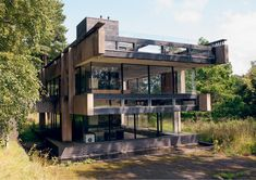 Margaret Howell, Contemporary Architecture, 2 In, Mansions, House Styles, Modern, Home Decor, Trendy Tree, Luxury Houses