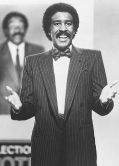 Richard Pryor, one of the first black men ever on television, is known as one of the greatest American comics of all time. Learn more about his career with ICONS.