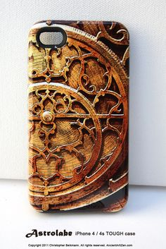 I don't have an iphone, but I sure wish I did just so I could have this case :]