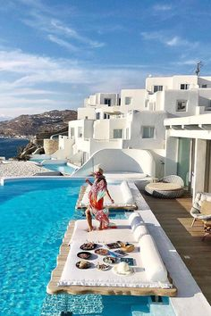 Amazing Greece Vacation On A Tight Budget Tight budget? Here's how you can travel to Greece without much money and still have an awesome experience. Vacation Places, Vacation Destinations, Dream Vacations, Vacation Spots, Vacation Travel, Greece Destinations, Greece Hotels, Honeymoon Places, Vacation Resorts
