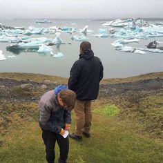 Signing a logbook in subzero temperatures can be a bit of a challenge. What tips do you have for geocaching in cold weather? #iceland #geocaching #GC3MEKW