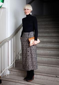 Салли - Hel Looks - Street Style из Хельсинки