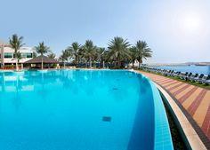 Our beautiful Beach Club facilities! #BeachClub #AbuDhabi #Pool