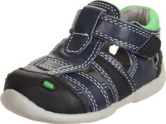 Jumping Jacks Maxwell Sandal (Toddler) Jumping Jacks. $30.86. Rubber sole. Flexible rubber outsoles^Leather lining^Padded collar^Cushioned leather footbed^Foam cushioned insole. leather