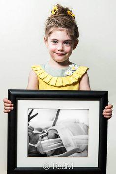 Prématurés – Des portraits émouvants de nouveau-nés et de ce qu'ils sont devenus