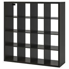 Shop a great selection of Ikea ' New KALLAX Shelf Unit, Black-Brown (Black, 57 . Find new offer and Similar products for Ikea ' New KALLAX Shelf Unit, Black-Brown (Black, 57 . Etagere Kallax Ikea, Ikea Kallax Shelf Unit, Ikea Kallax Regal, Wall Shelf Unit, Cube Storage, Wall Storage, Storage Organizers, Ikea Canada, Ikea New