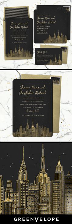Chic, paperless invitations that elegantly set the tone for your wedding.