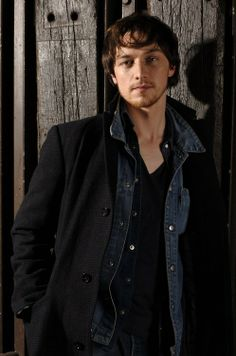 James McAvoy..loved him in Shameless..and XMen obviously