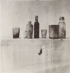 cy twombly still life/ black mountain college