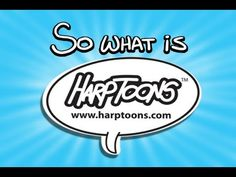 Harptoons-Draw, Create, Imagine / uses letters and numbers to make cartoons . . could be good for fourth and fifth