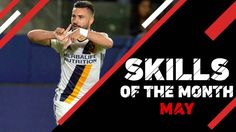 #MLS  Spin moves, nutmegs, flicks and more in May   Skills of the Month