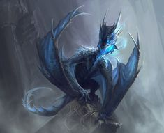 ArtStation - Frost Dragon, Jonathan Tiong