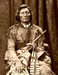 Dull Knife, Cheyenne Chief, 1873