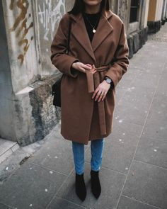 Another Camel Coat - Jestem Kasia Blog