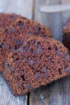 double chocolate banana bread - Heather's French Press