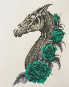 Time Tattoos, Disney Tattoos, Leg Tattoos, Body Art Tattoos, Sleeve Tattoos, Harry Potter Tattoos Sleeve, Arte Do Harry Potter, Harry Potter Drawings, Tatoo