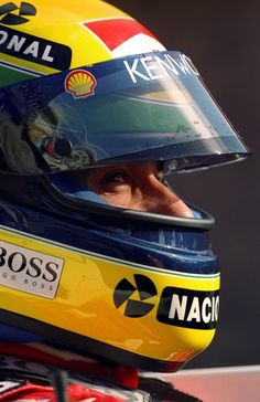 SPEED: Ayrton Senna