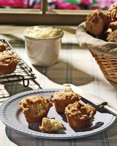 Mini Coffee Cake Muffins Recipe