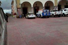 Abusos de Vialidad en la zona de Hueytamalco