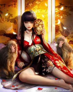 grafika amazing, art, and fantasy