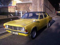 Ford Cortina Mk 3, 1972