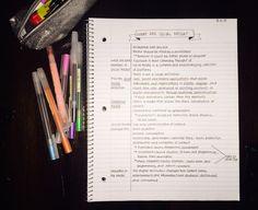 Organizar tareas deberes apuntes  margen