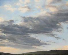 Thomas Darnell.  Oil on linen