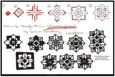How Draw Tangle 11 Bressingham quaddles-roost by Quaddles-Roost.deviantart.com on @deviantART
