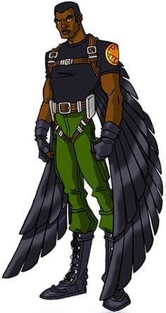 marvel falcon wings - Google Search