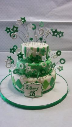 Compleanno - Cake by Monica