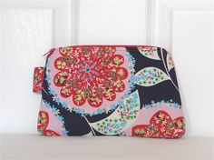 Amy Butler Lark Charisma Zippered Pouch