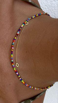 Cute Jewelry, Beaded Jewelry, Jewelry Accessories, Handmade Jewelry, Beaded Bracelets, Funky Jewelry, Anklet Bracelet, Hippie Jewelry, Beaded Choker