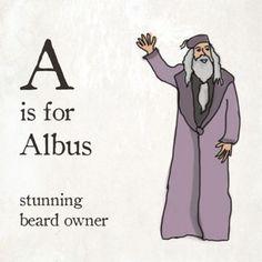Abecedário do Harry Potter