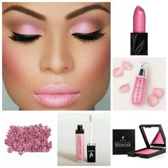 Pretty in Pink with Younique #younique #highend #cosmetics  https://www.youniqueproducts.com/KimberleyMiller
