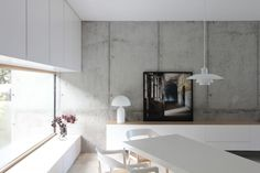 ÁBATON Headquarters in Madrid | HomeDSGN, a daily source for inspiration and fresh ideas on interior design and home decoration.