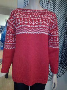 Frøyagensere Christmas Sweaters, Red, Fashion, Moda, Fashion Styles, Christmas Jumper Dress, Fashion Illustrations, Tacky Sweater