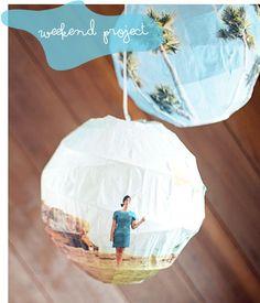 Glowing Photo Spheres - via photojojo.com