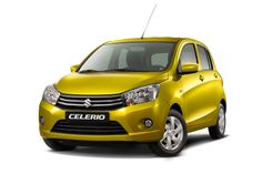 Some snaps of the celerio
