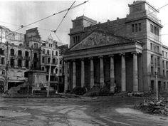 Elisenbrunnen & Stadttheater – Entwürfe von Karl Friedrich Schinkel? « Aachen Im Krieg & Nationalsozialismus (1914-1918 & 1933-1945) « Aache...