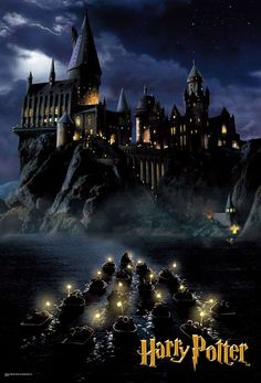 NEW Beverly Jigsaw Puzzle 91-124 Harry Potter Hogwarts Castle (1000 Pieces) #Beverly
