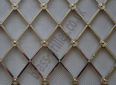Decorative Grill for Kitchen Cabinets  http://brass-grilles-shop.co.uk/regency-diamond-decorative-brass-grilles---antiqued-chrome-nickel-and-bronze-89-c.asp